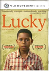 Lucky DVD Cover